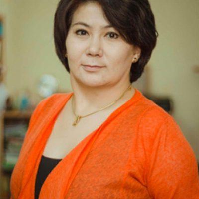 Makhabbat-Yespenova