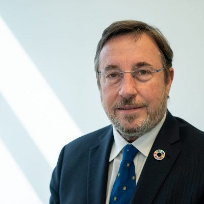 March 20201 –NY, New York. UNDP Administrator, Achim Steiner. Photo: UNDP/Michael Atwood